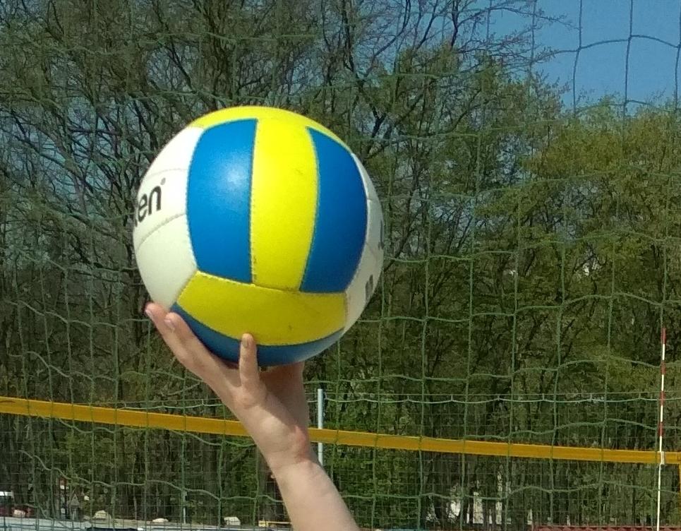 Rektorský sportovní den – Beachvolejbalový turnaj