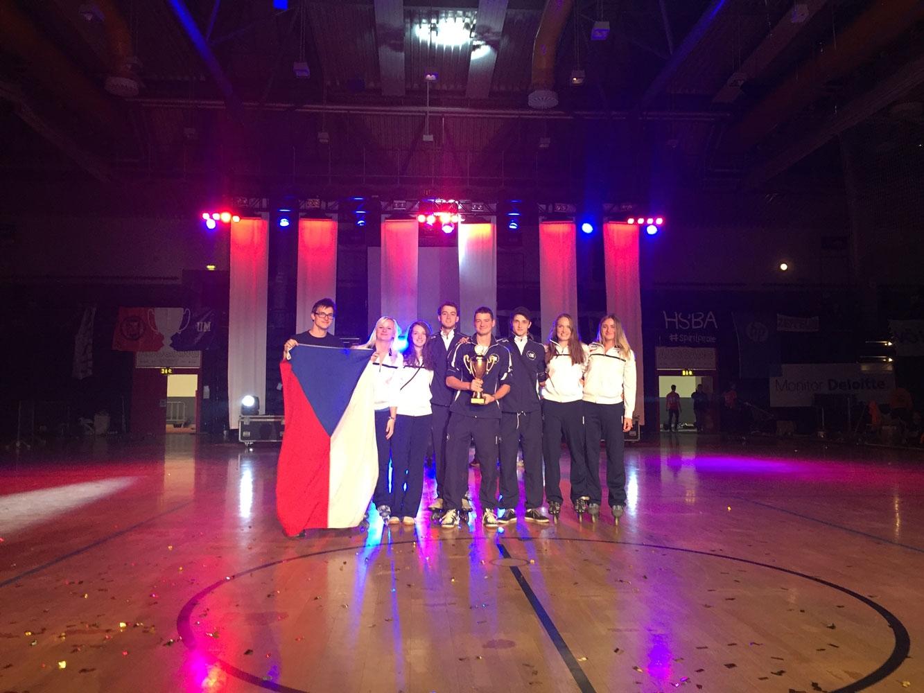 Euromasters 2017 – volejbalová reprezentace VŠE obhájila vítězství