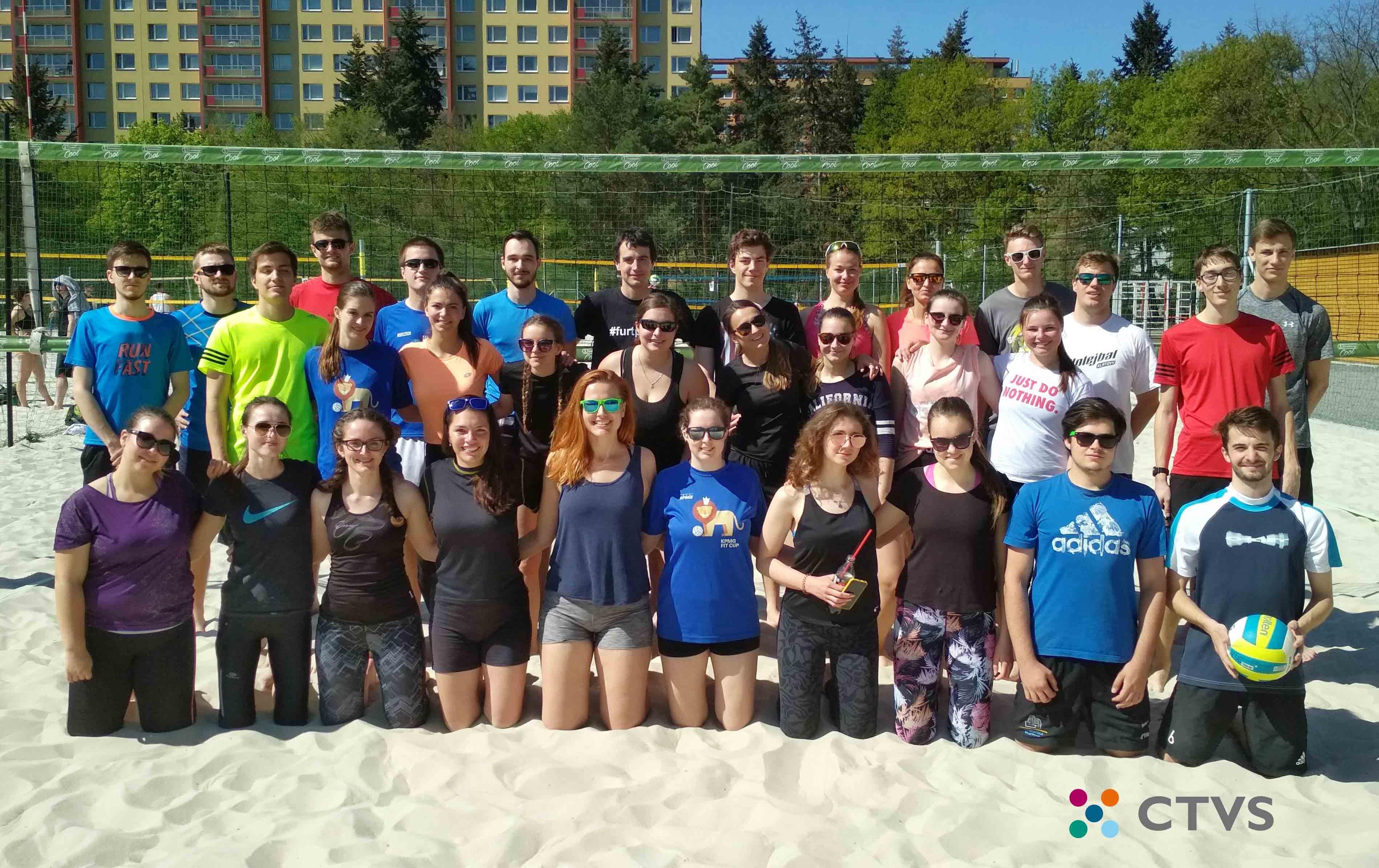 Rektorský sportovní den 2019 – Beachvolejbalový turnaj