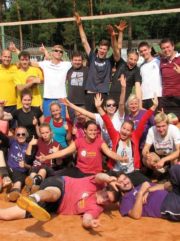 Sportovní kurz Svojšín 2017 byl opět vydařený