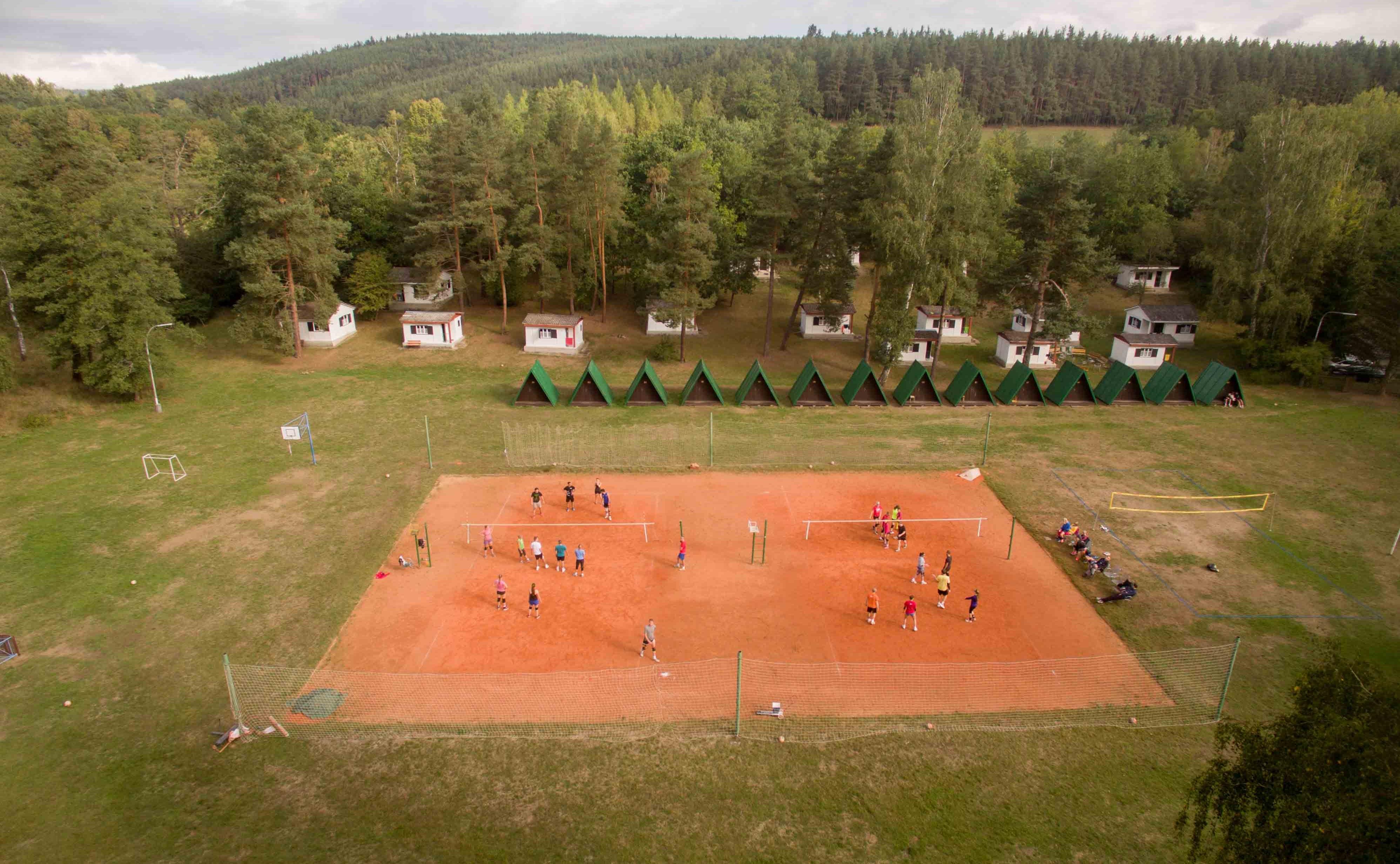 Volejbalový kurz Svojšín