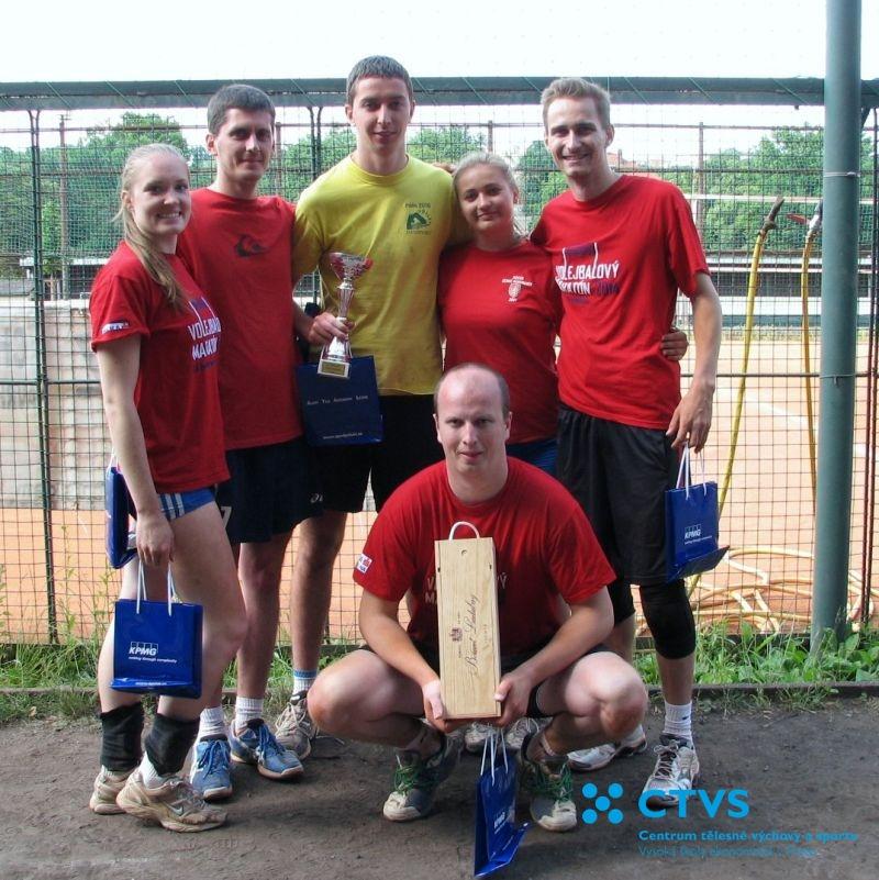 XXI. ročník turnaje smíšených družstev KPMG Fit Cup – Meteor