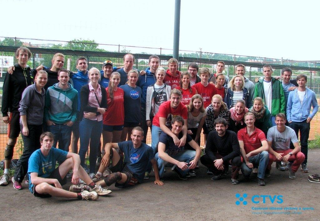 XXII. ročník turnaje smíšených družstev KPMG Fit Cup – Meteor