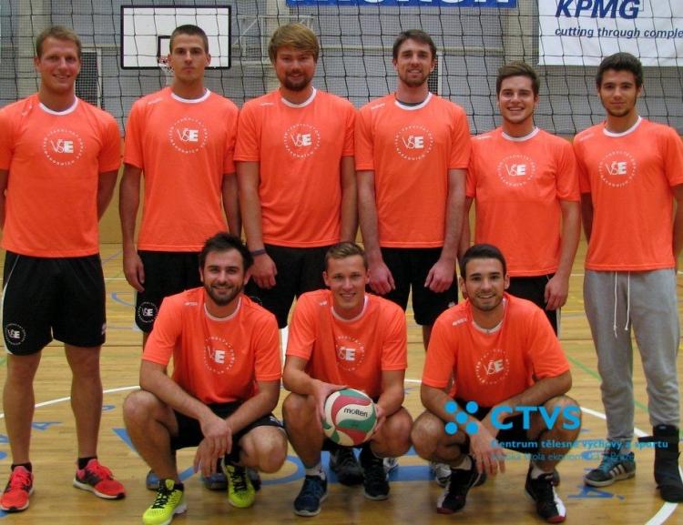Reportáž z utkání mužů FIS vs. FMV
