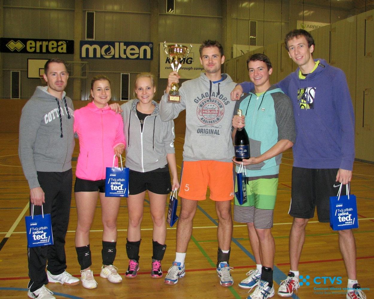 XXVI. ročník turnaje smíšených družstev – Meteor