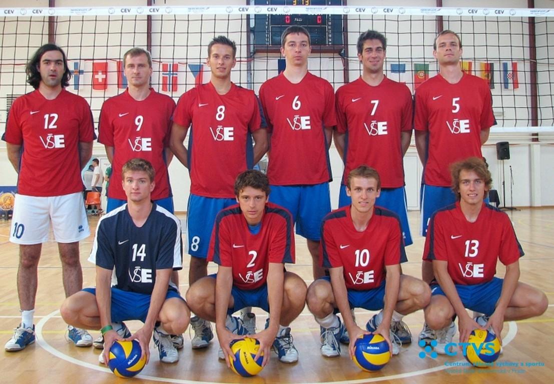 Mistrovství Evropy Univerzit ve volejbale – Srbsko (Kragujevac)