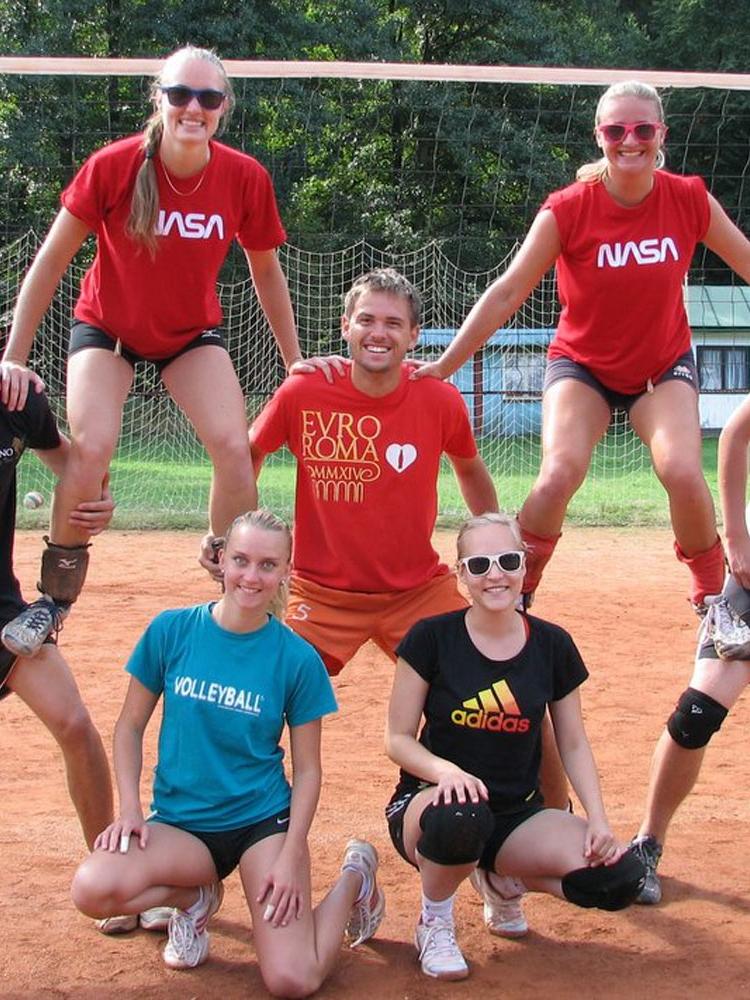 Nezabudnuteľný športový kurz Svojšín 2015