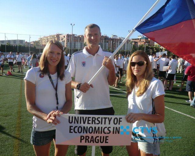Studentky VŠE získaly titul Akademických mistryň Evropy v plážovém volejbale