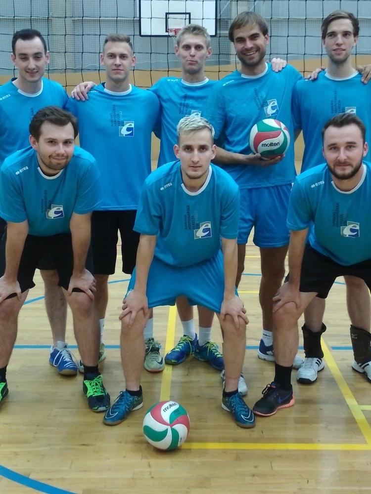 Reportáž z utkání mužů Volejbalové ligy VŠE – NF vs. FFÚ