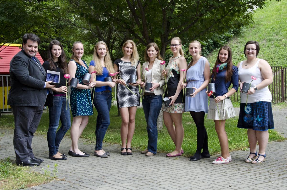 Reprezentační týmy fakult školy ve 2. ročníku Volejbalové ligy VŠE