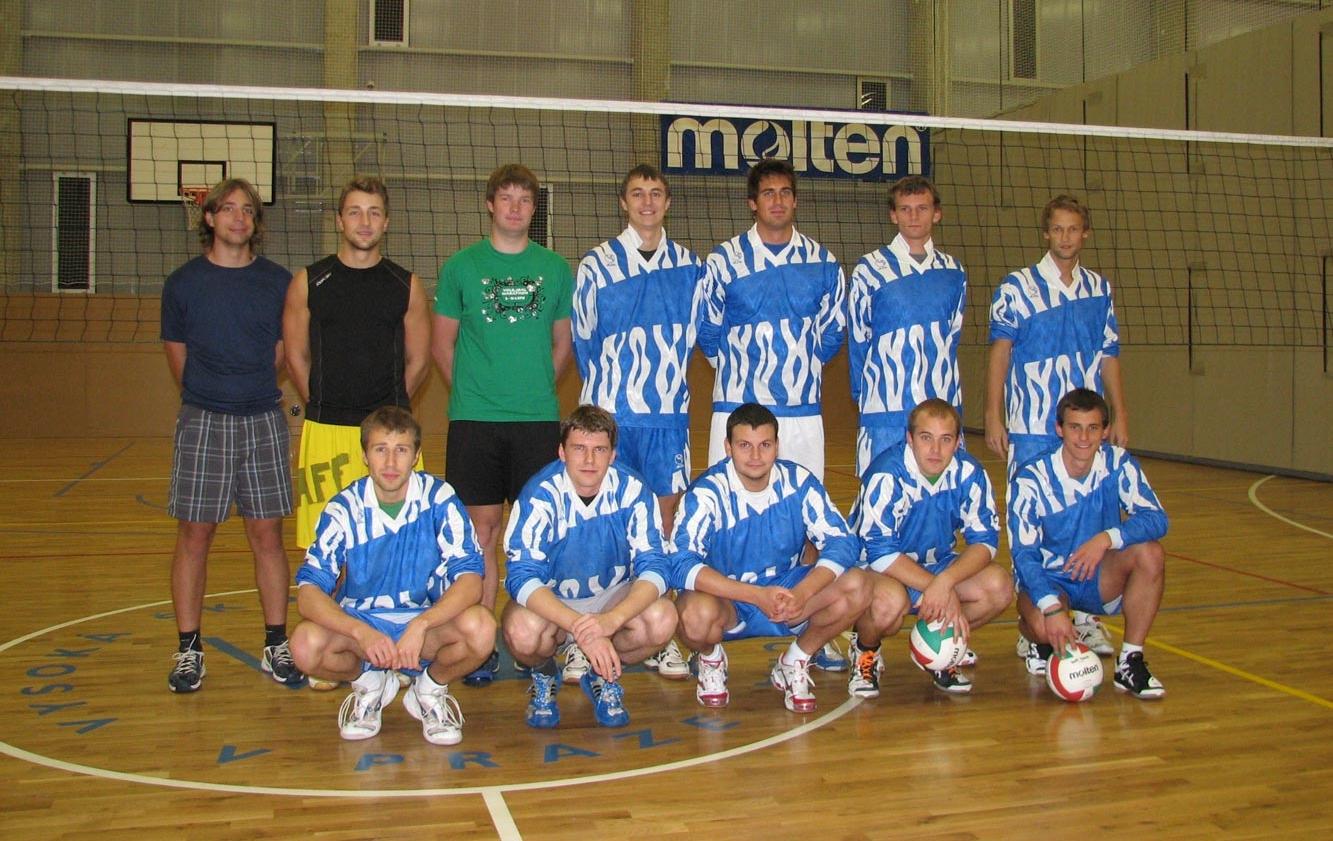Volejbal na VŠE v akademickém roce 2009/2010 dosáhl významných sportovních výsledků