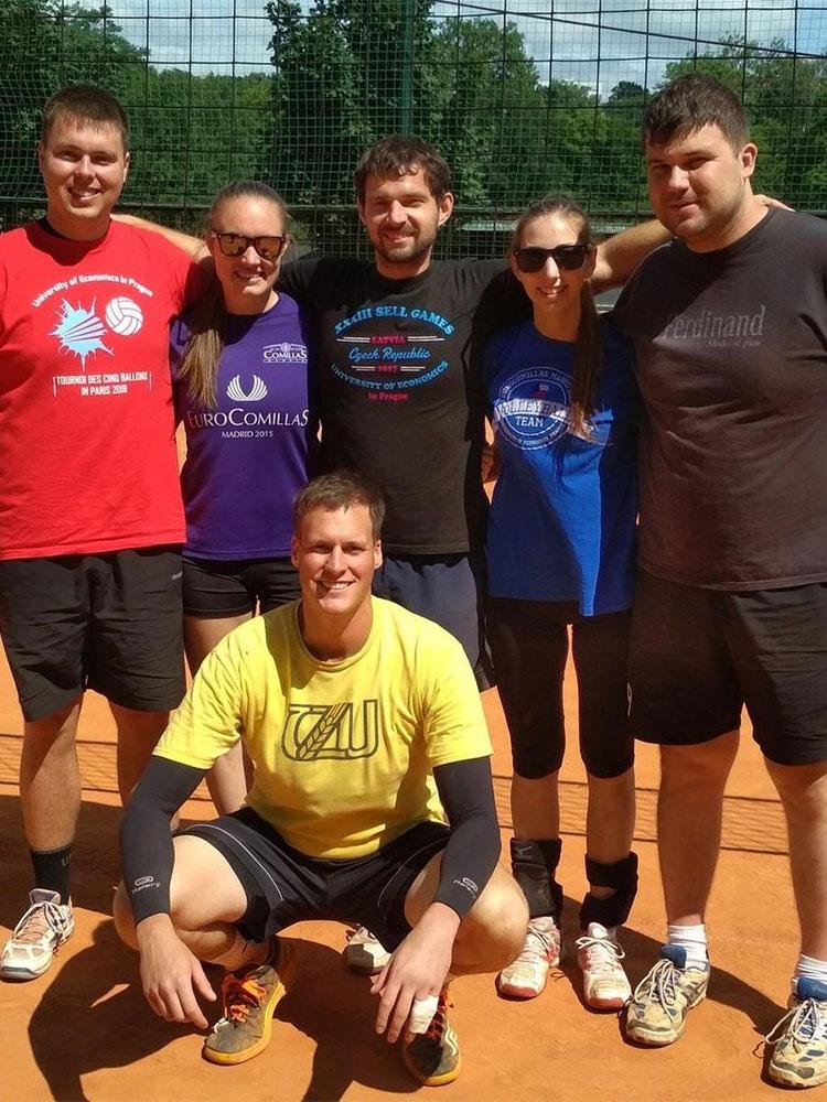 XXV. ročník turnaje smíšených družstev – Meteor